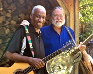 September Showcases AND Scott Ainslie amp Reggie Harris