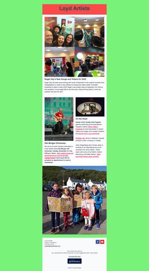 October 2019 News Digest